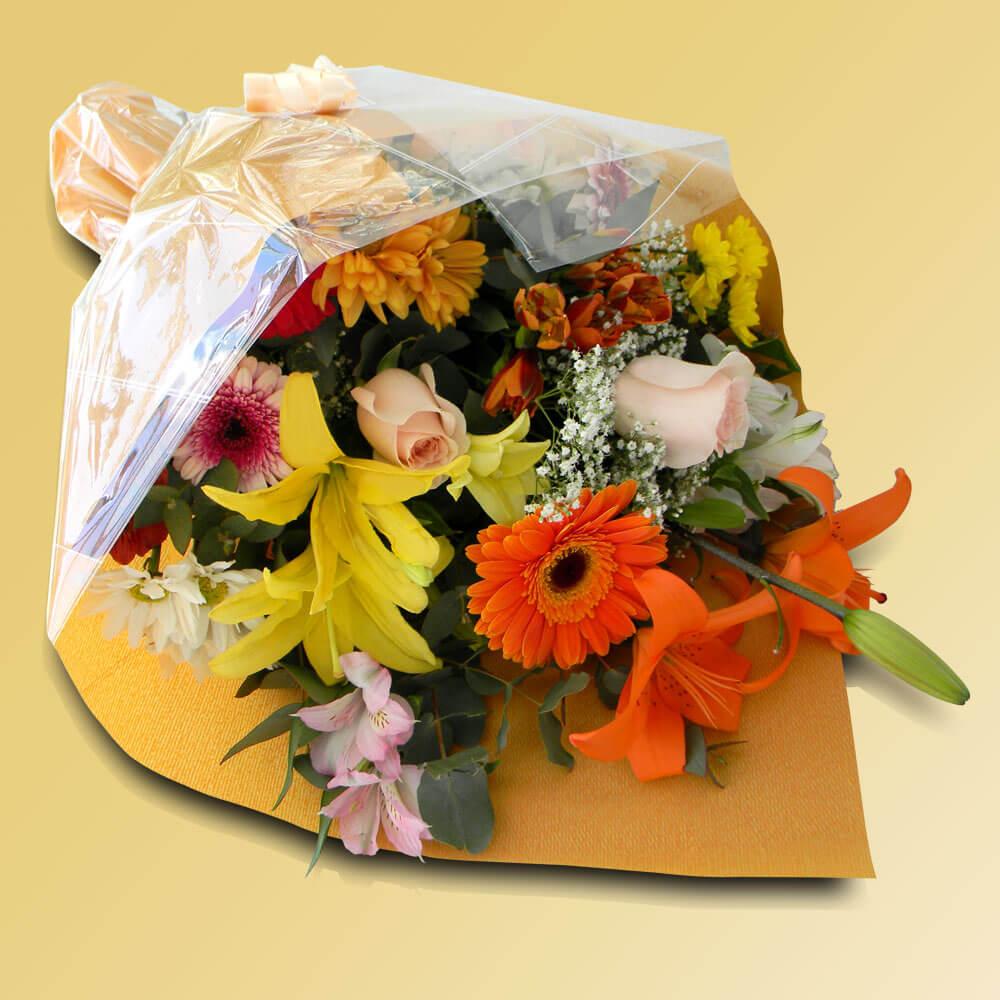 Ramos Bouquets - Florería La Fleur, Montevideo, Uruguay.